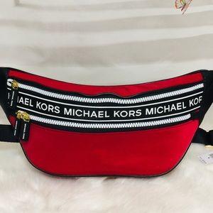 Michael Kors Bags - NWT Michael Kors Kenly Waist Pack Crossbody Bag